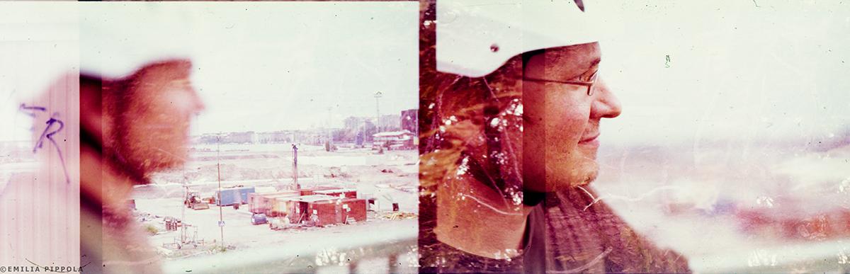 Kuvia vanhalle diafilmille kesällä 2010.